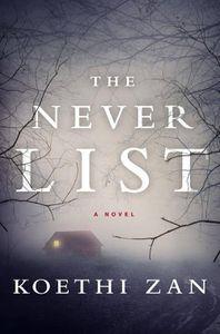 The Never List Koethi Zan Cover