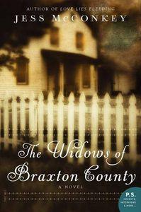The Widows of Braxton County jess McConkey Cover
