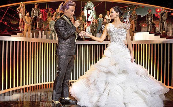 What Do You Think of Katniss' Wedding Dress?