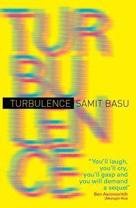 Turbulence Samit Basu Cover