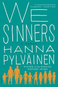 We Sinners Hanna Pylvainen Cover