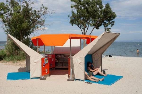 beach library 1