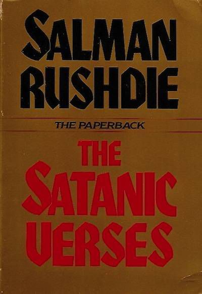 dover first american paperback the satanic verses