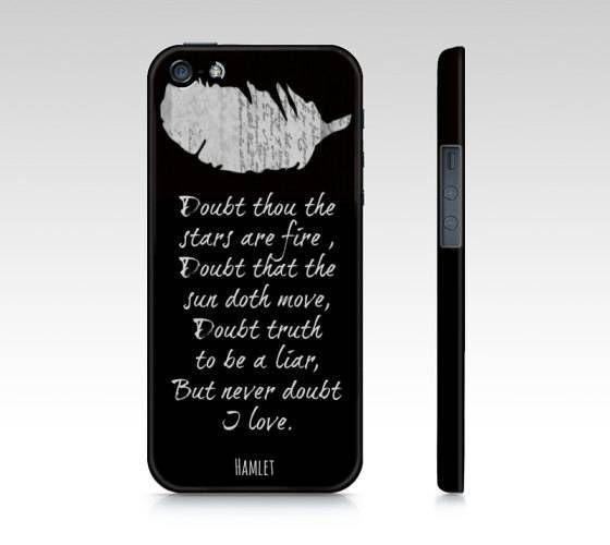 hamlet phone case