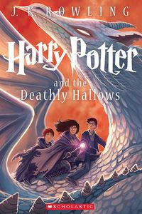 harry potter and the deathly hallows new cover 1