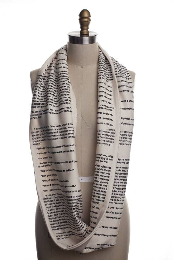 jane eyre infinity scarf