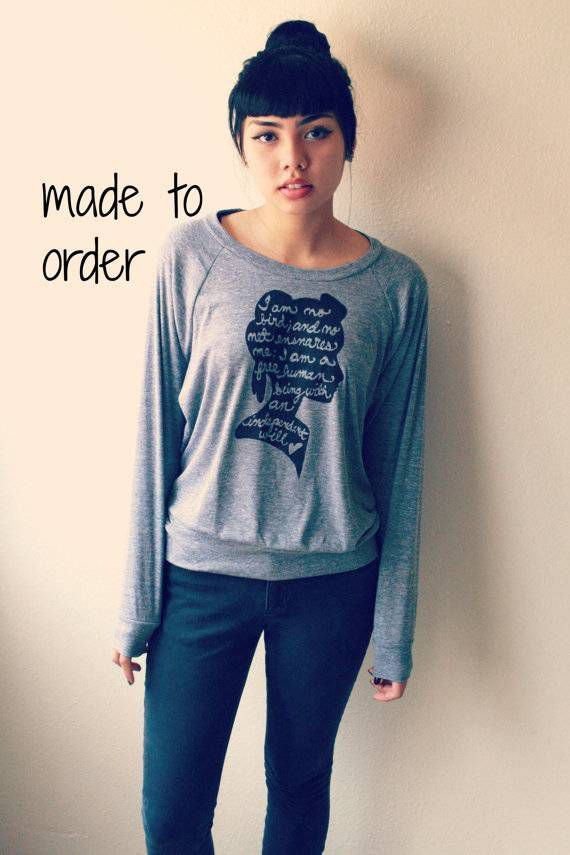 jane eyre sweater