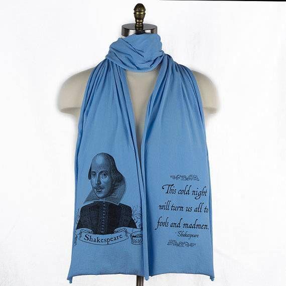 king lear scarf