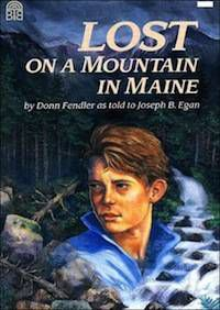Lost on a Mountain in Maine by Joseph B. Egan