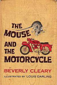 mouse motorcycle