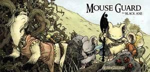 mouseguard black axe