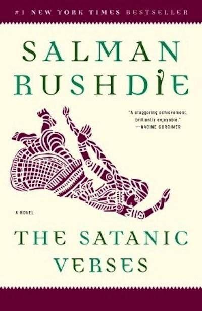 satanic verses 2008 RH trade paperback US