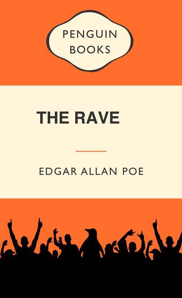the rave edgar allan poe