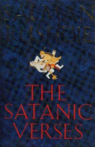 the satanic verses first british edition