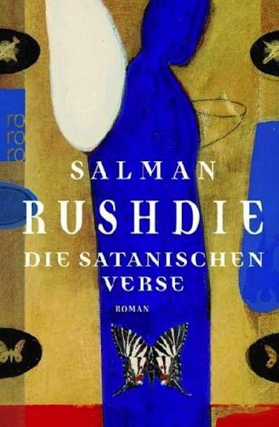 the satanic verses, german, 2004 paperback