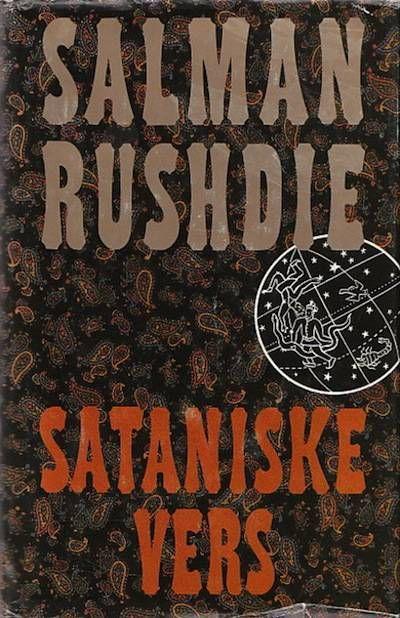 the satanic verses norweigan cover