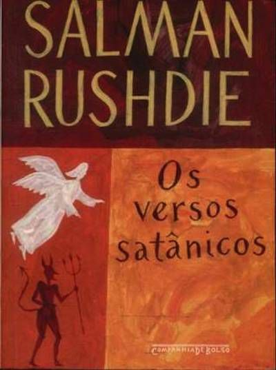 the satanic verses portugese edition 2008