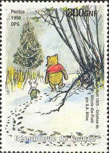 1998 Winnie the Pooh in Guinea