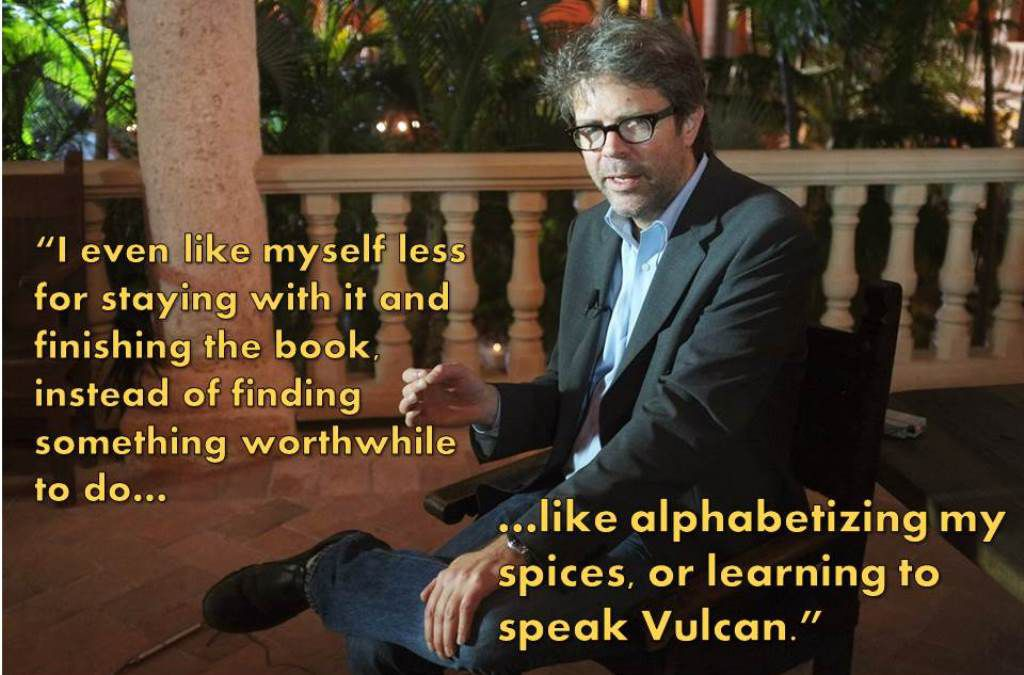 10 Authors Read One Star Reviews Jonathan Franzen