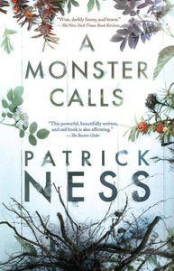 A Monster Calls Patrick Ness Cover