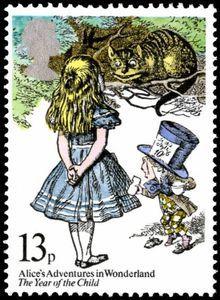 Alice in wonderland 70s