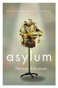 Asylum Simon Doonan Cover