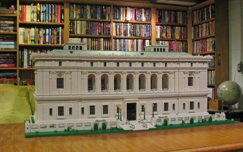 Detroit Public Library Central