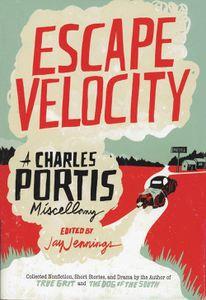 Escape Velocity Charles Portis Cover