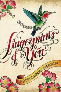 Fingerprints of You Kristen-Paige Madonia Cover