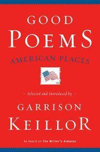 Good Poems Garrison Keillor Cover