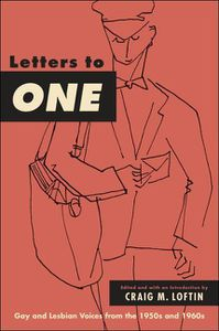 Letters to One Craig M Loftin Cover