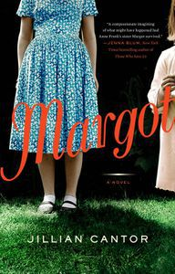 Margot Jillian Cantor Cover