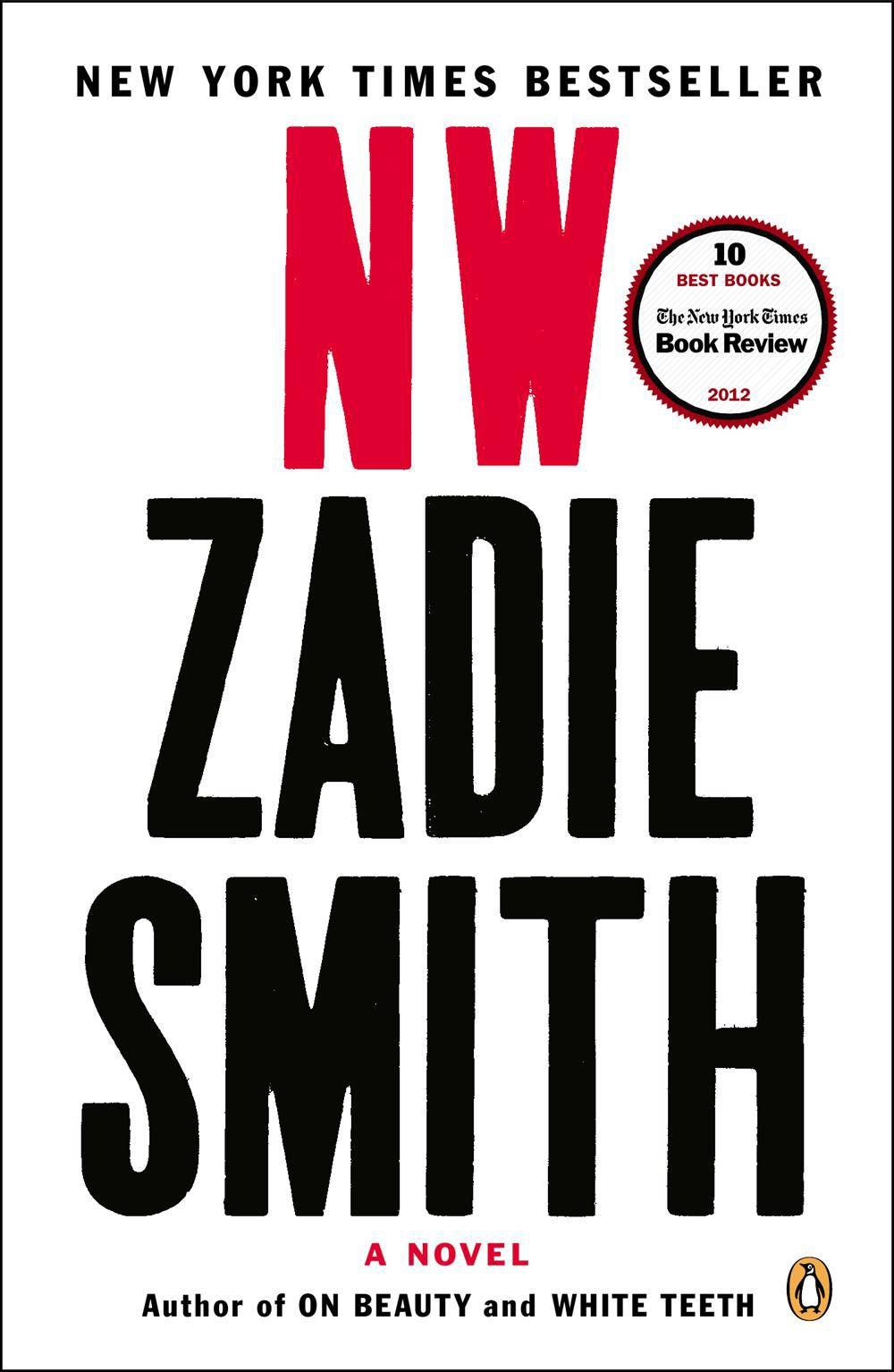 NW Zadie Smith Cover