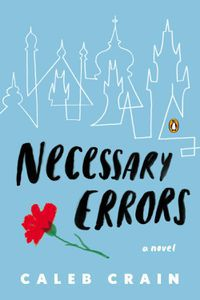 Necessary Errors Caleb Crain Cover