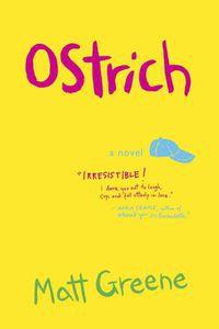 Ostrich Matt Greene Cover