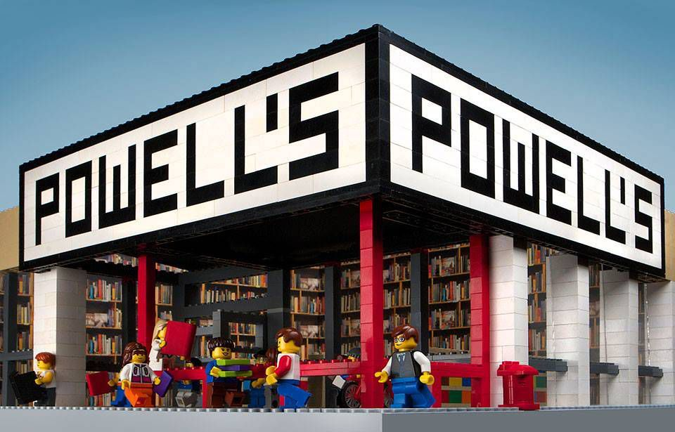 Powells Legos