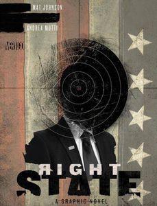 Right State Mat Johnson Andrea Mutti Cover
