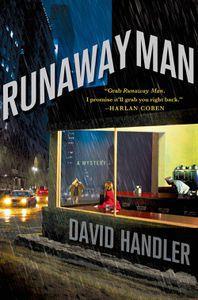 Runaway Man David Handler Cover