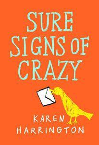 Sure Signs of Crazy Karen Harrington Cover