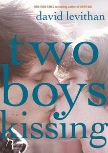Two Boys Kissing David Leviathan Cover