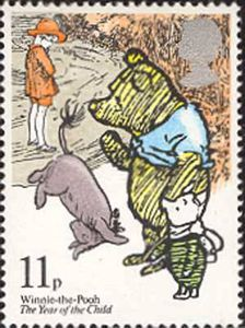 Winnie the Pooh Great Britain