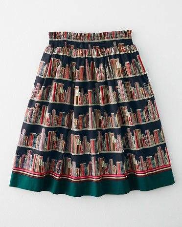 bookshelves skirt