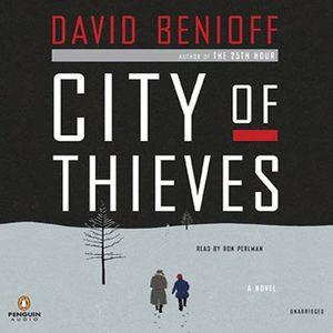 City of Thieves Audio