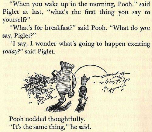 Life Lessons From Winnie The Pooh