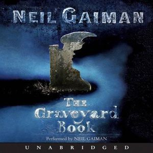 Graveyard Book Neil Gaiman audio