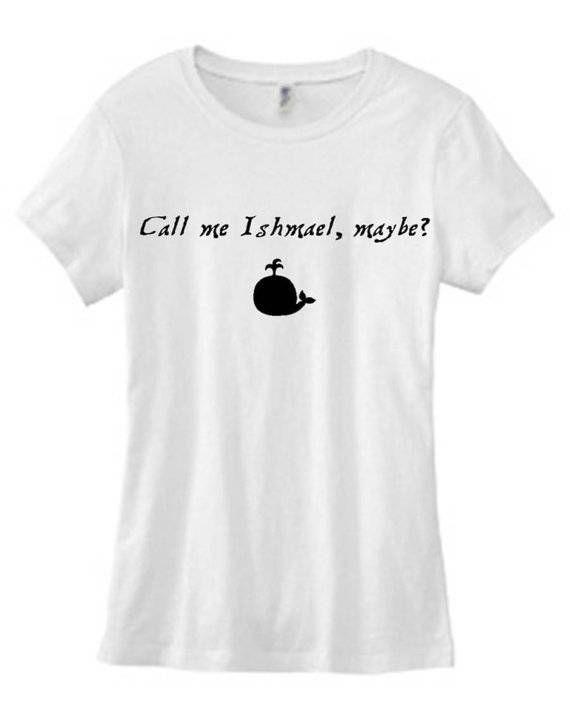 call me ishmael shirt
