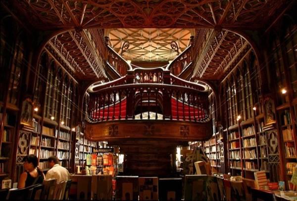 Lello Bookstore: The Most Beautiful Bookstore in the World