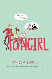 Fangirl Rainbow Rowell Cover
