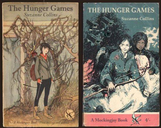 Hunger Games Covers From Around The World