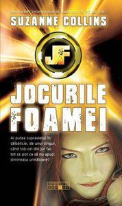 Hunger Games Romanian Cover